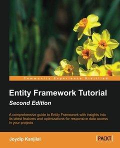 Entity Framework Tutorial,  2/e(Paperback)-cover