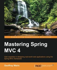 Mastering Spring MVC 4 (Paperback)-cover