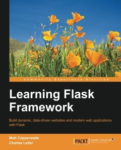 Learning Flask Framework-cover
