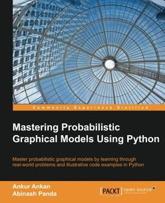 Mastering Probabilistic Graphical Models using Python-cover