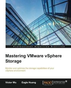 Mastering VMware vSphere Storage-cover
