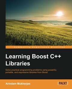 Learning Boost C++ Libraries (Paperback)-cover