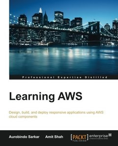 Learning AWS (Paperback)-cover