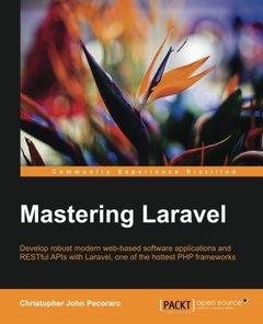 Mastering Laravel-cover