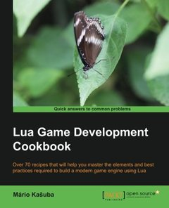 Lua Game Development Cookbook-cover