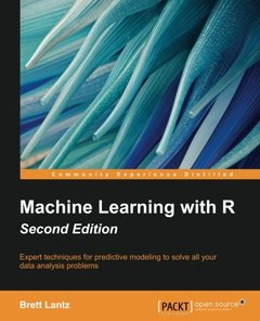 Machine Learning with R, 2/e (Paperback)-cover