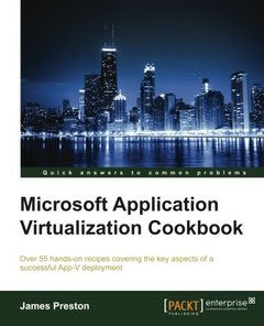 Microsoft Application Virtualization Cookbook-cover