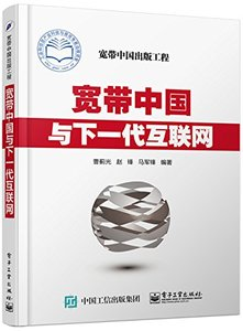 寬帶中國與下一代因特網(寬帶中國出版工程)