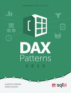 DAX Patterns 2015 (Paperback)-cover