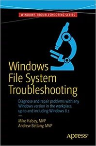 Windows File System Troubleshooting-cover