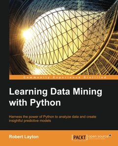 Learning Data Mining with Python-cover