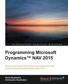 Programming Microsoft Dynamics™ NAV 2015-cover
