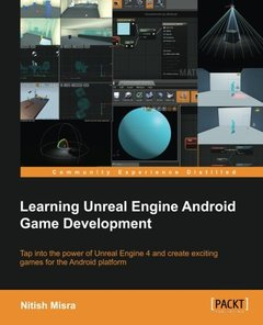 Learning Unreal Engine Android Game Development (Paperback)-cover