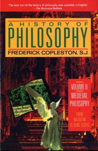 A History of Philosophy, Vol. 2: Medieval Philosophy - From Augustine to Duns Scotus (Paperback)-cover