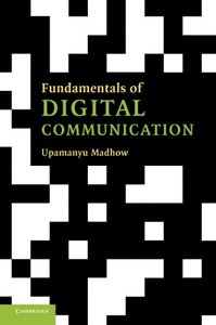 Fundamentals of Digital Communication (Paperback)-cover