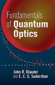 Fundamentals of Quantum Optics (Paperback)-cover