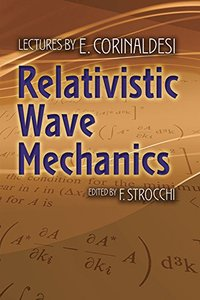 Relativistic Wave Mechanics (Paperback)-cover