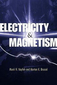 Electricity and Magnetism (Paperback)-cover
