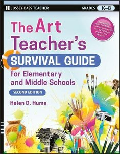 The Art Teacher's Survival Guide for Elementary and Middle Schools, 2/e (Paperback)-cover