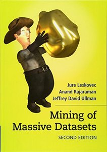 Mining of Massive Datasets, 2/e (Hardcover)-cover