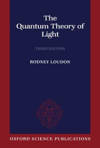 The Quantum Theory of Light, 3/e (Paperback)-cover