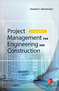 Project Management for Engineering and Construction, 3/e (Paperback)-cover