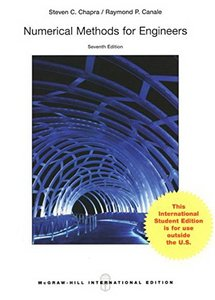 Numerical Methods for Engineers, 7/e (IE-Paperback)-cover
