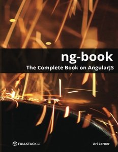ng-book - The Complete Book on AngularJS (Paperback)-cover