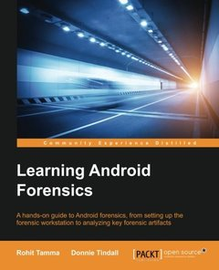 Learning Android Forensics-cover