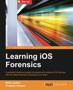 Learning IOS Forensics-cover