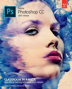 Adobe Photoshop CC Classroom in a Book (2015 release) (Paperback)-cover