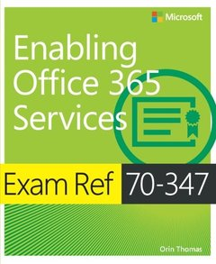 Exam Ref 70-347 Enabling Office 365 Services (Paperback)-cover