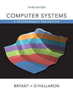 Computer Systems: A Programmer's Perspective, 3/e (Hardcover)(美國原版)-cover