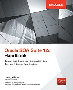 Oracle SOA Suite 12c Handbook (Paperback)-cover