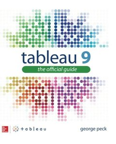 Tableau 9: The Official Guide, 2/e (Paperback)-cover