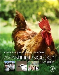 Avian Immunology, 2/e (Hardcover)-cover