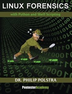 Linux Forensics (Paperback)-cover