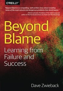 Beyond Blame: Learning From Failure and Success (Paperback)-cover