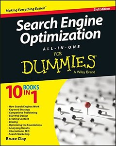 Search Engine Optimization All-in-One For Dummies, 3/e (Paperback)-cover