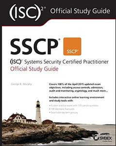 SSCP (ISC)2 Systems Security Certified Practitioner Official Study Guide (Paperback)-cover