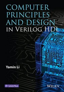 Computer Principles and Design in Verilog HDL (Hardcover)-cover