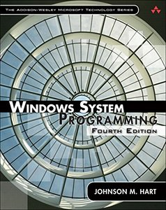 Windows System Programming, 4/e(Paperback)-cover
