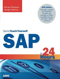 Sams Teach Yourself SAP in 24 Hours, 5/e (Paperback)-cover