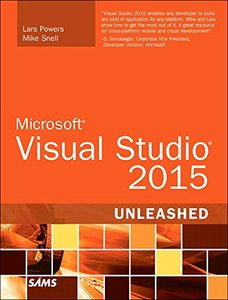 Microsoft Visual Studio 2015 Unleashed, 3/e (Paperback)-cover