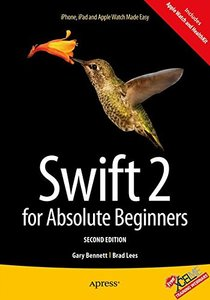 Product Details Swift 2 for Absolute Beginners-cover