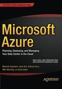 Microsoft Azure: Planning, Deploying, and Managing Your Data Center in the Cloud-cover