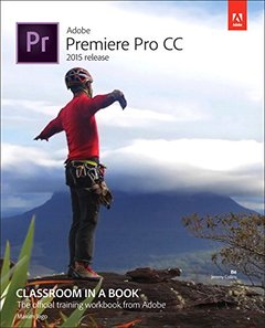 AAdobe Premiere Pro CC Classroom in a Book (2015 release) (Paperback)