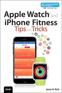 Apple Watch and iPhone Fitness Tips and Tricks(Paperback)-cover