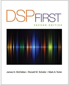 DSP First, 2/e(Hardcover)-cover