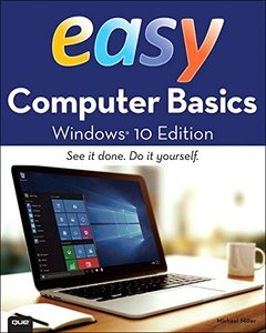 Easy Computer Basics, Windows 10 Edition(Paperback)-cover